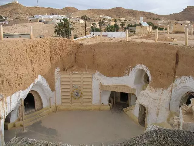 It Is Worth Seeing the Famous Star Wars Sites in Tunisia