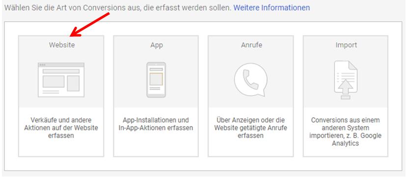 Google Ads Conversion Art