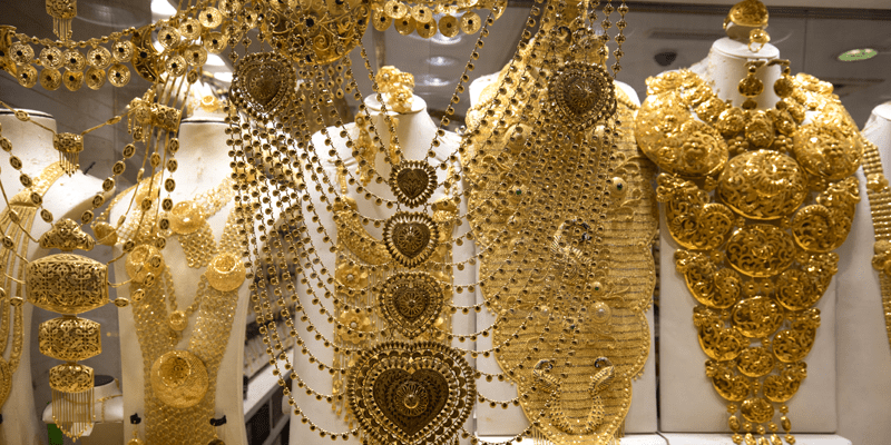 Dubai's famous Gold Souk is getting a makeover