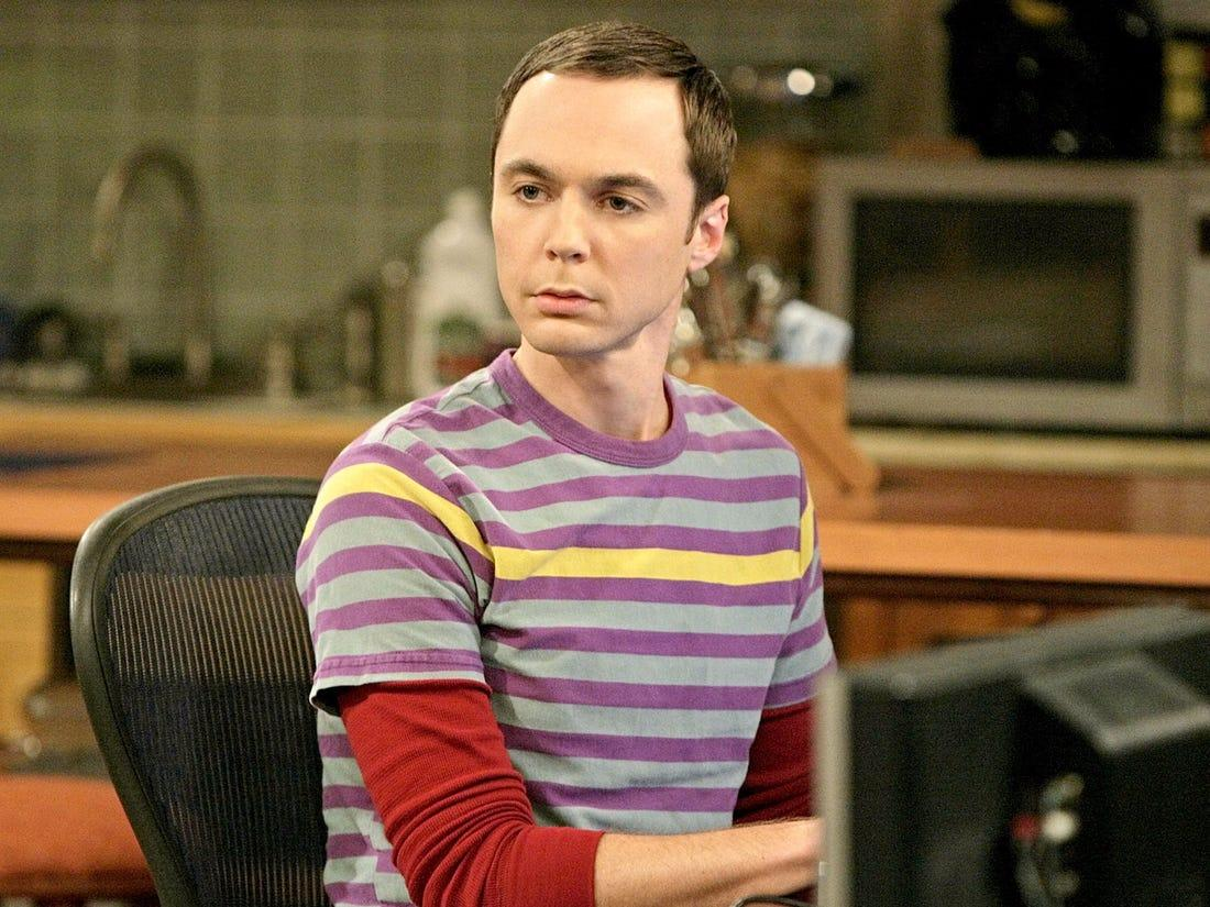 Sheldon Cooper from The Big Bang Theory is considered to be a demisexual character.