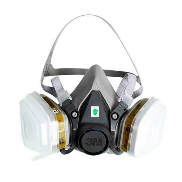 Mặt nạ phòng độc giúp bảo vệ bạn trong môi trường nguy hiểm