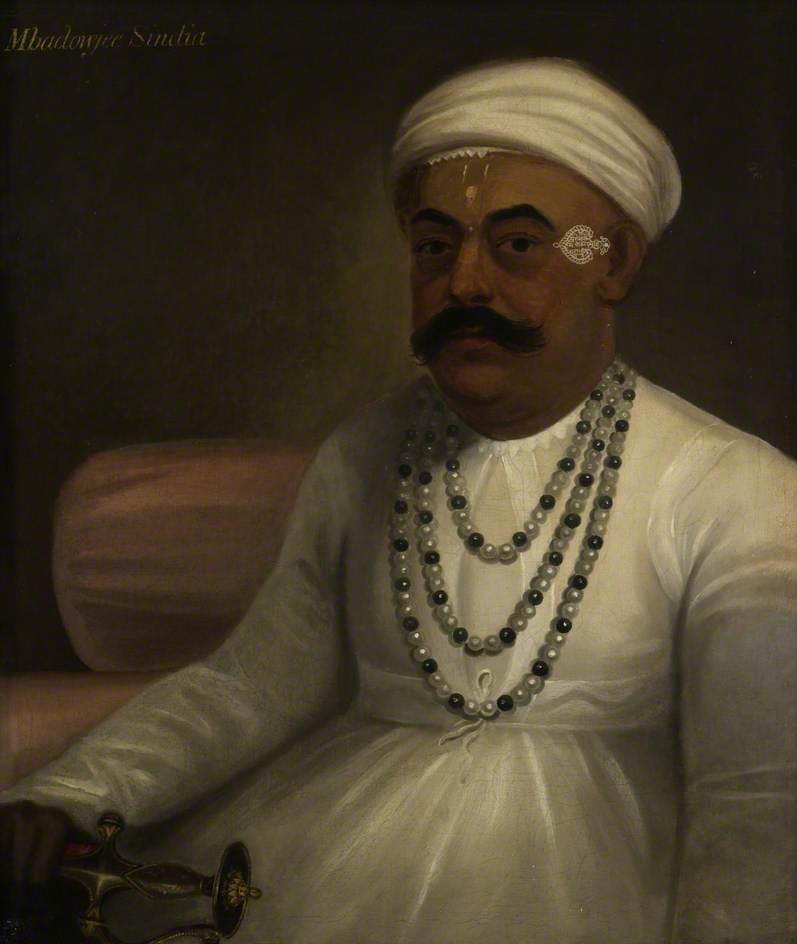 Mahadaji Shinde - Wikipedia