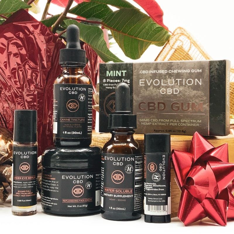CBD gift basket ideas with the best CBD gift ideas of the year
