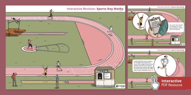 Olympics Teaching Resources: SPorts Day Maths