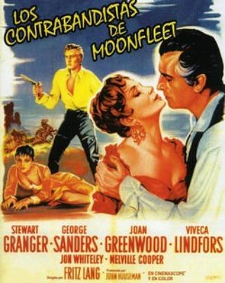 Los contrabandistas de Moonfleet (1955, Fritz Lang)