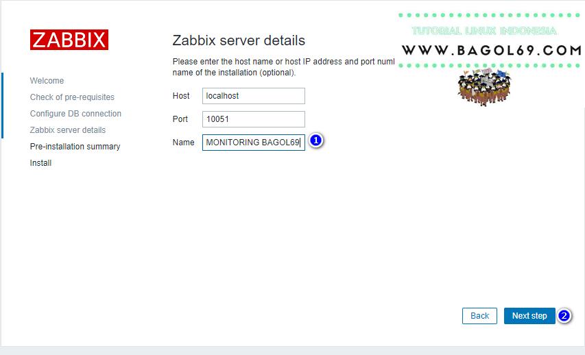 Cara  Install  Zabbix Server   di  Ubuntu   16.04