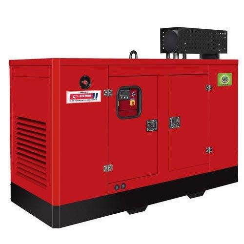 30 Kva Silent or Soundproof 30KVA Eicher Generator Set