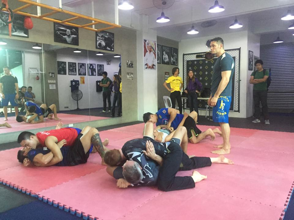 fight factory bgc