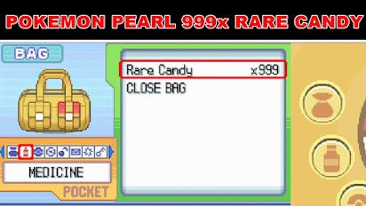 Drastic emulator pokemon platinum cheats
