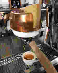 Eugene's best espresso.