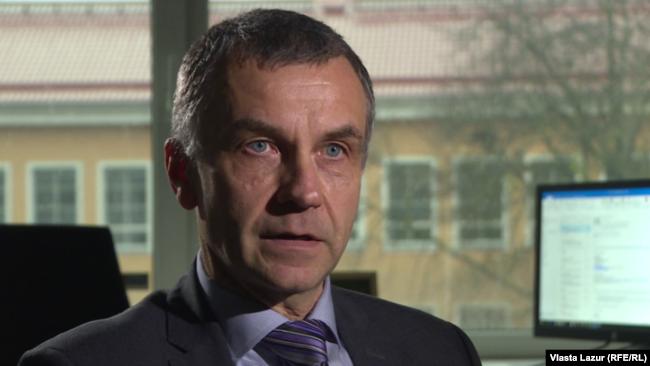 Ільмар Томуск – генеральний директор естонської мовної інспекції