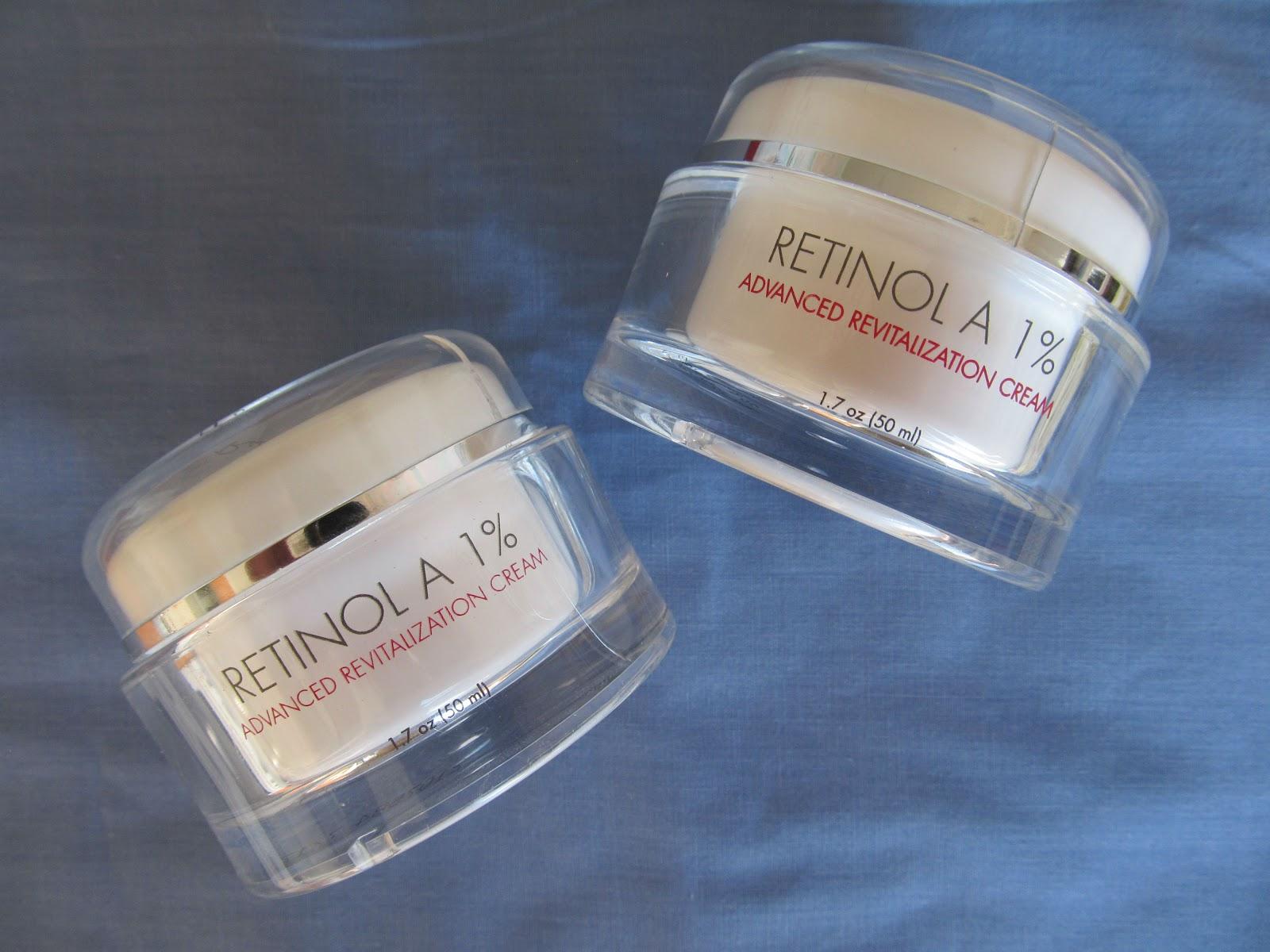 Рекомендації щодо застосування крему з ретинолом