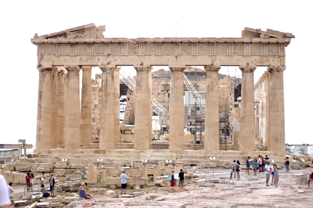 Parthenon Athens, Greece