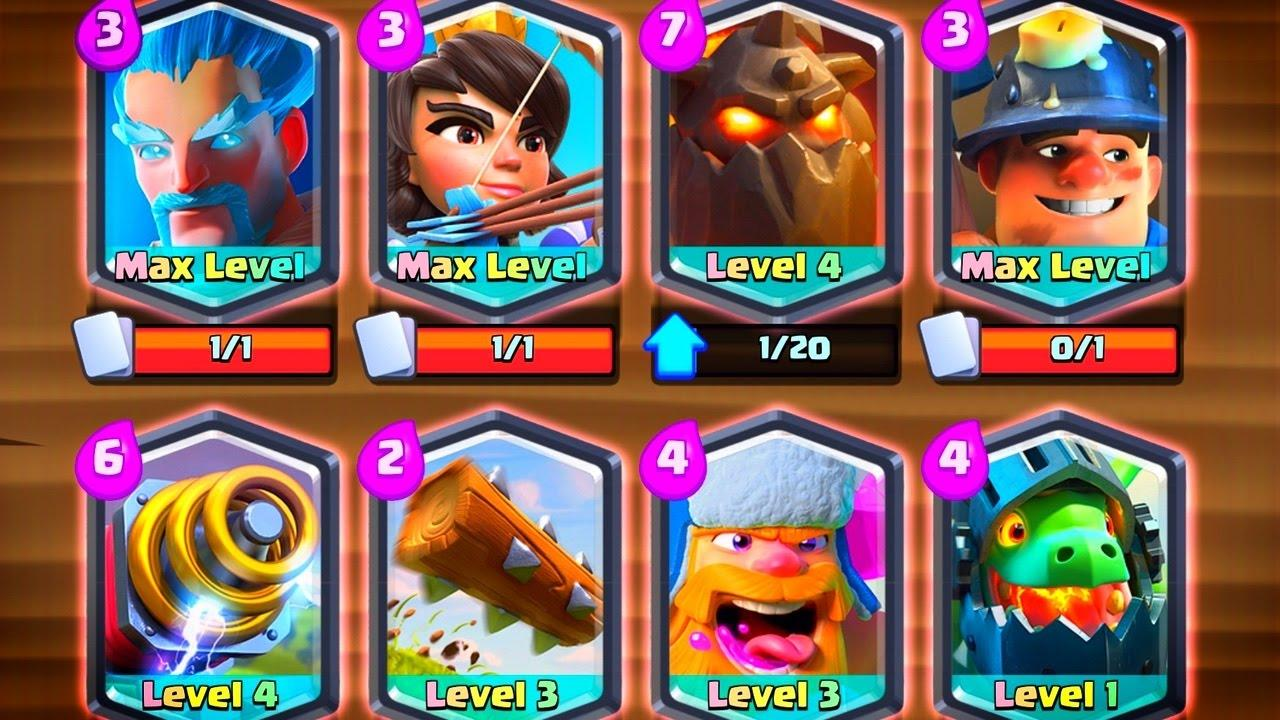 Image result for legendary cards in clash royale