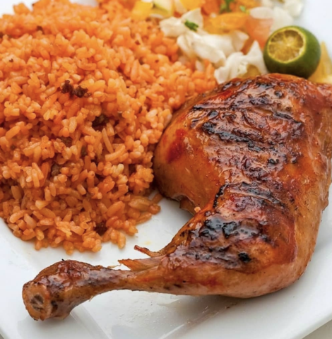 Persia Grill BBQ Chicken on Flavored