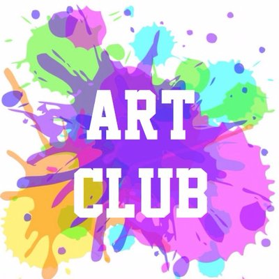 Image result for art club logo