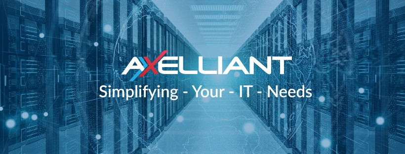 Axelliant logo
