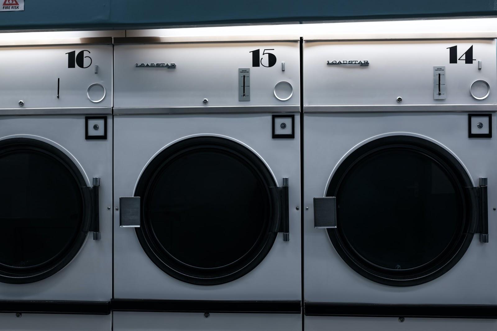 Wie verwende ich Chlor in der Waschmaschine?