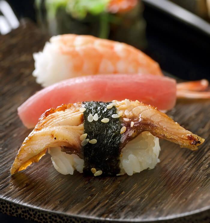 或許大家對星鰻沒印象,但其實吃日本料理或握壽司應該常常吃到喔!