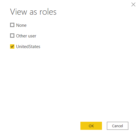 select roles