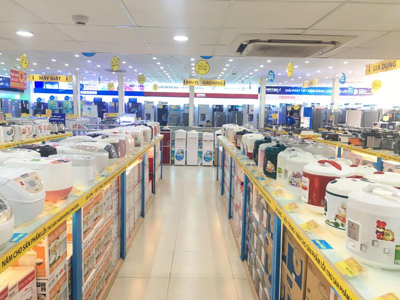 Thegioididong.com tại Điện máy XANH Đường Hùng Vương, TP. Quy Nhơn, Bình Định