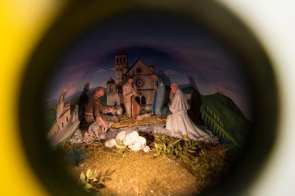 TIẾP KIẾN CHUNG: Niềm vui Giáng sinh