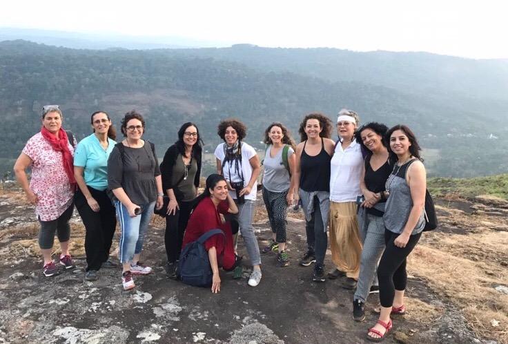 מסע נשים יוניק בוטיק לדרום הודו