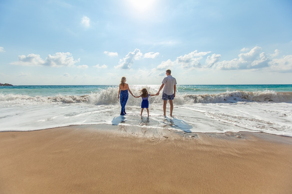 What can make our holiday less stress full - we've got 5 ideas to help stress free family holidays! #familyholidays #travel #travelwithkids #family #holidays #kids