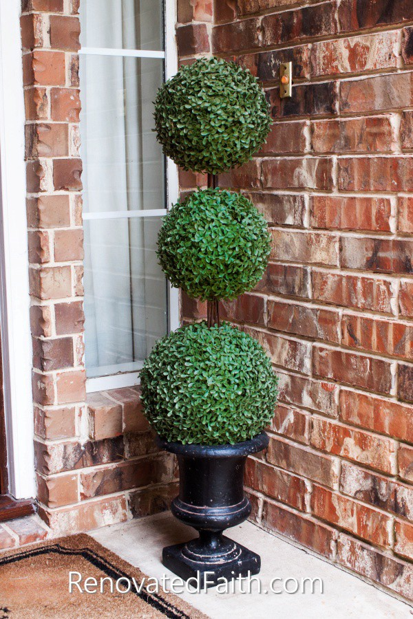 Time on Your Hands? Make These 5 Artificial Topiaries for Your Home