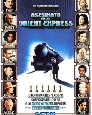 Asesinato en el Orient Express (1974, Sidney Lumet)