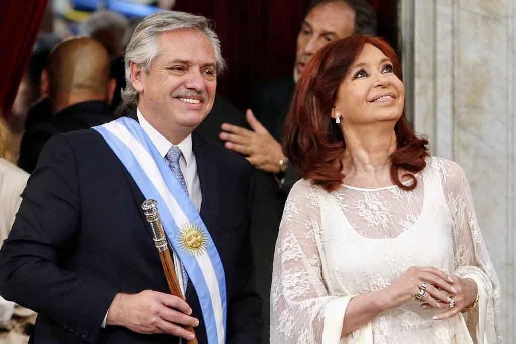 """""""Los vengo a convocar sin distinciones, para poner a la Argentina de pie"""", pronunció Alberto Fernández el 10 de diciembre, día de su asunción."""