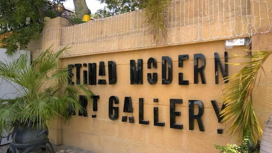 Etihad Modern Art Gallery travel guide, Places to see - Trodly