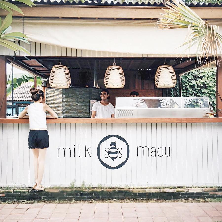 Image result for Milk and Madu bali