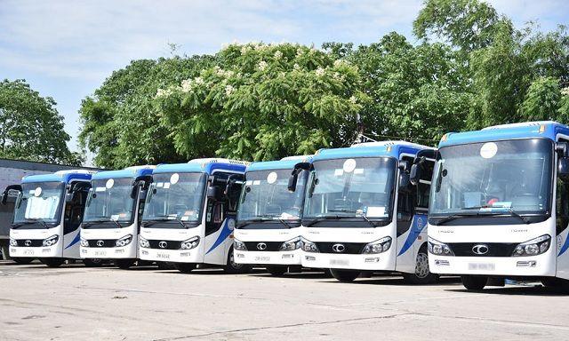Giới thiệu dịch vụ cho thuê xe 29 chỗ ngồi tại TPHCM