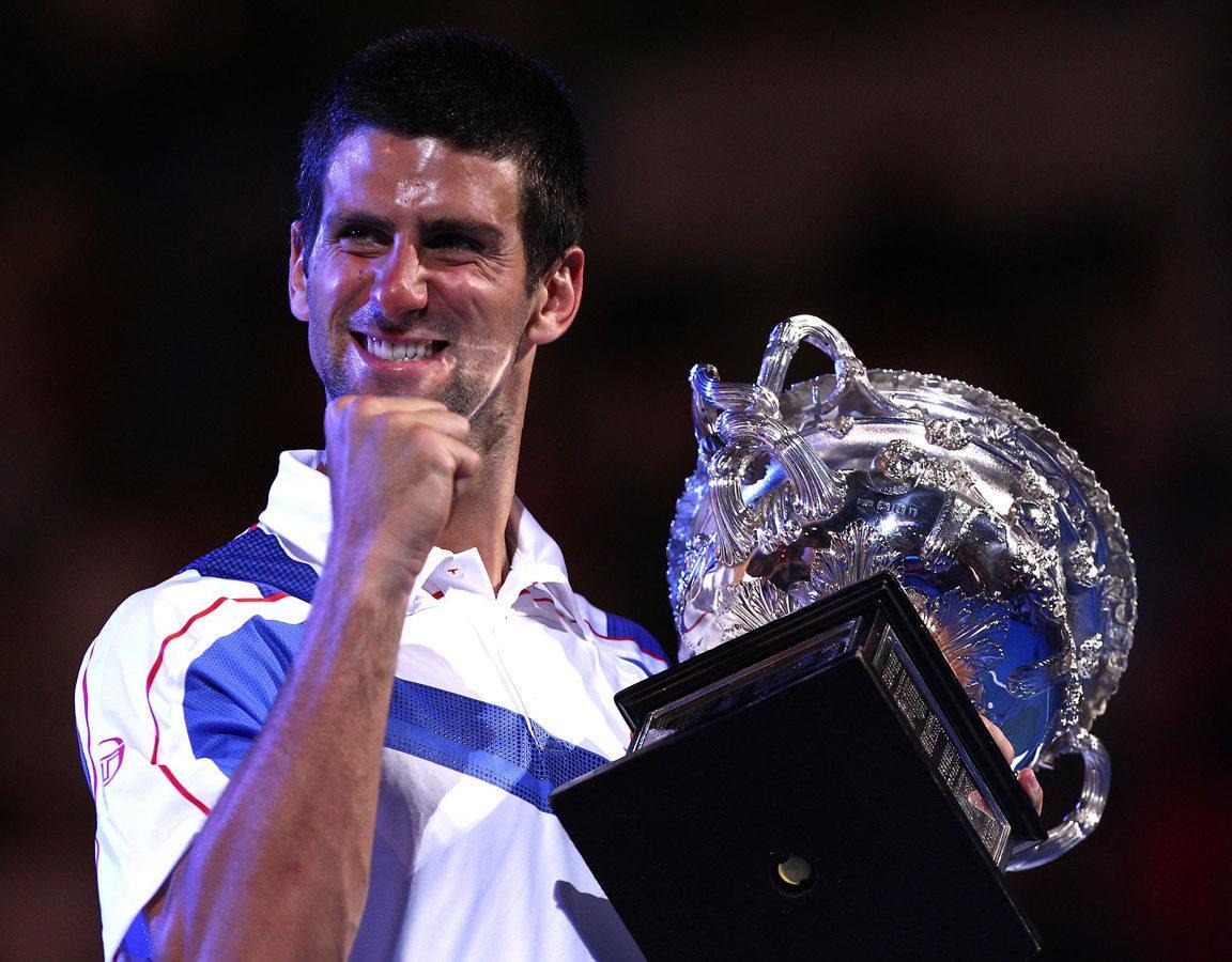 How Novak Djokovic Dominates ATP Tennis