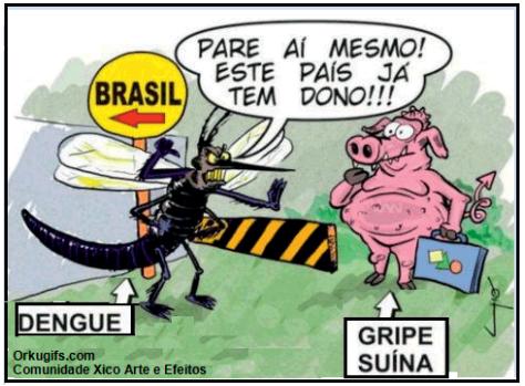 Gripe Suína - Virus H1N1