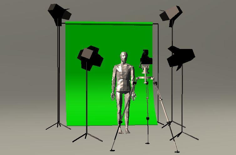 C:\Users\New\Documents\Articles\How to use green screen\gscreensetup.JPG