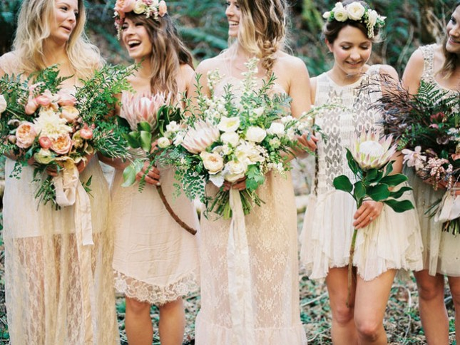 Awaywedding Com Beautiful Flower Crowns To Consider For Your Wedding