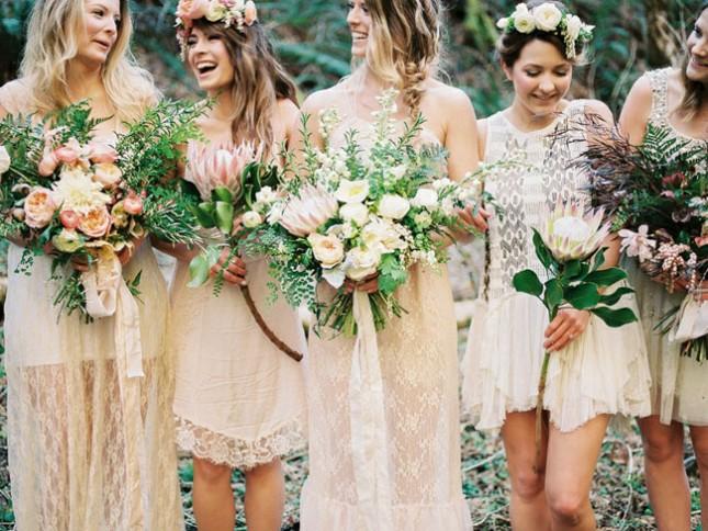 AwayWedding.com   Beautiful Flower Crowns To Consider For Your Wedding da82c915251