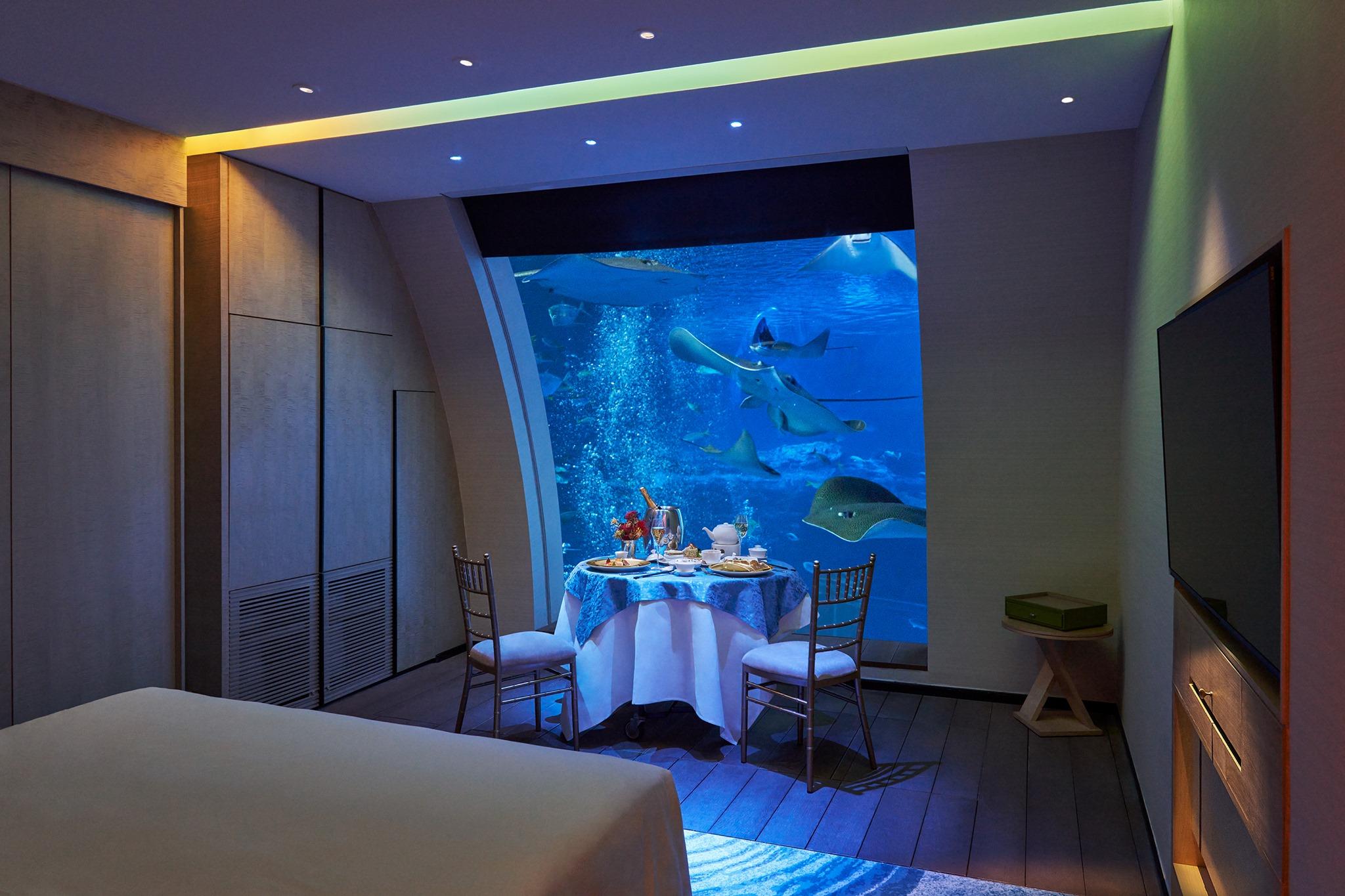 resorts world sentosa ocean suites