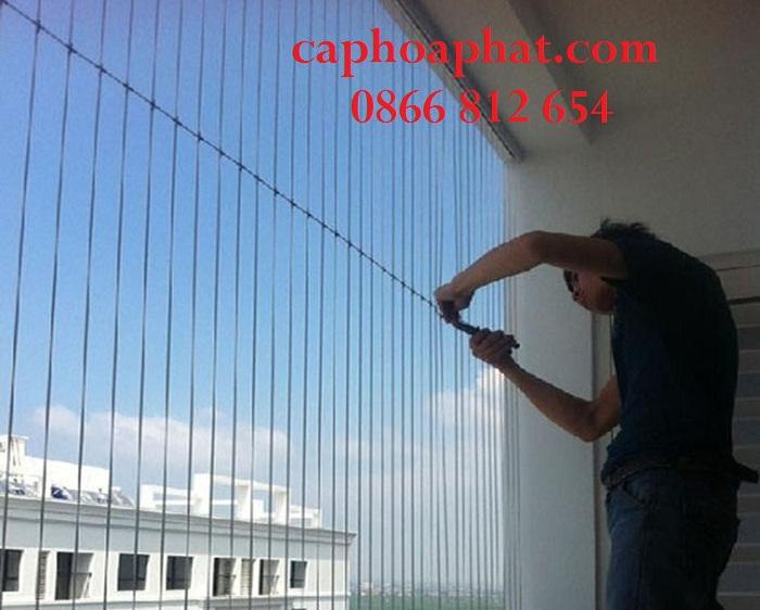Hệ thống chống trộm cho lưới an toàn