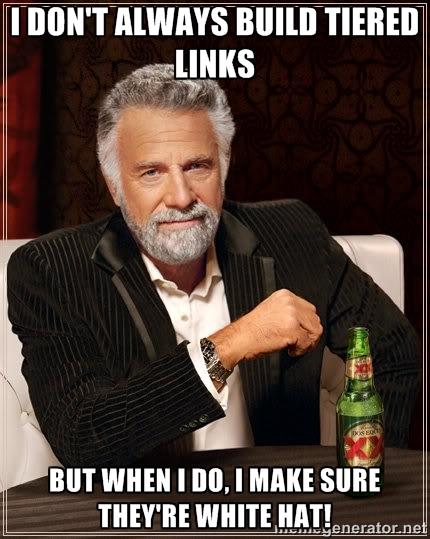 meme xây dựng liên kết theo tầng