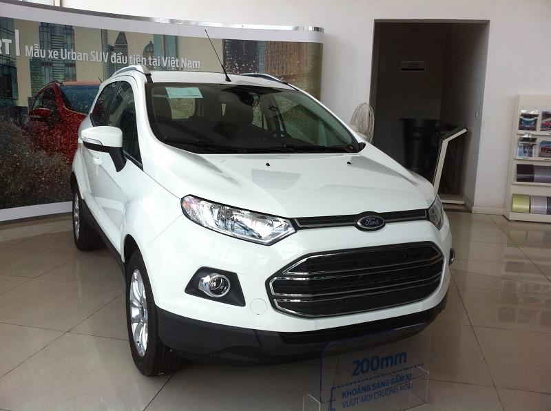 Phú Mỹ - Đơn vị cung cấp bảng báo giá xe Ecosport tốt nhất hiện nay
