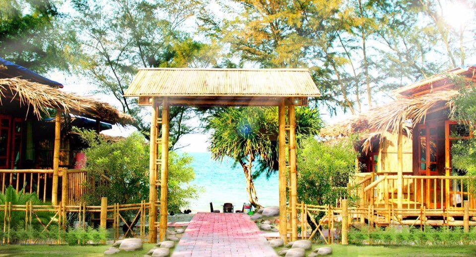 Top Resort điểm dừng lý tưởng cho chuyến tour đi Cô Tô