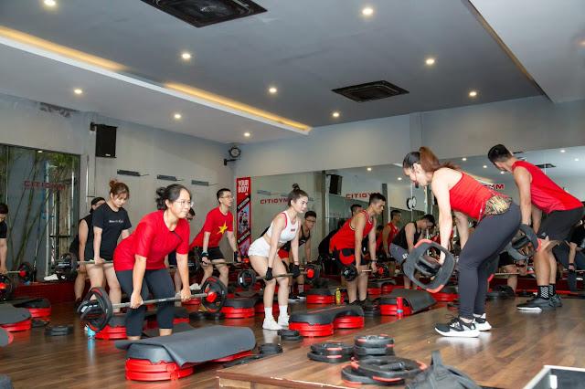 Đối tượng tập gym