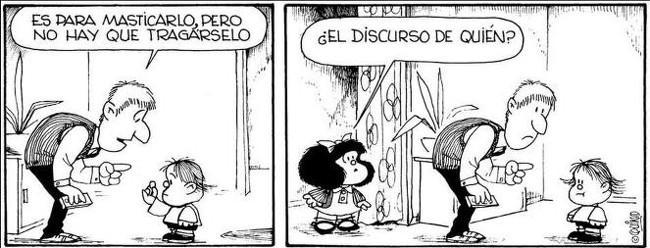 Viñetas de Mafalda que podrían haberse dibujado hoy
