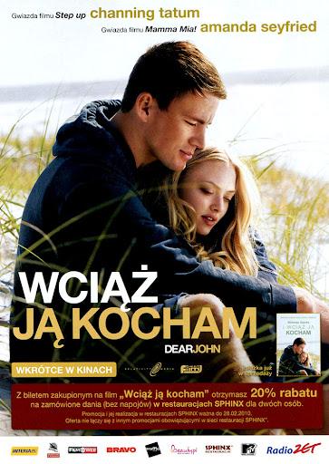 Przód ulotki filmu 'Wciąż Ją Kocham'