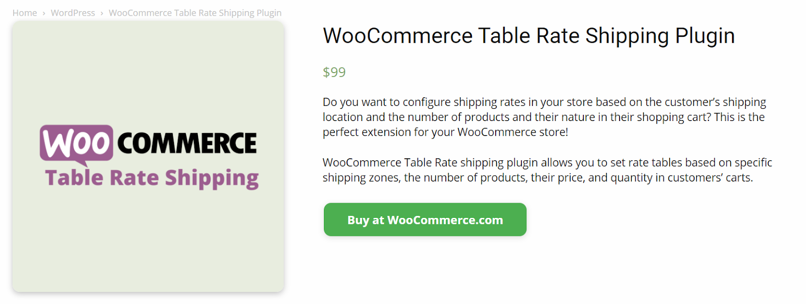 woocommerce table rate shipping plugin, woocommerce shipping plugins