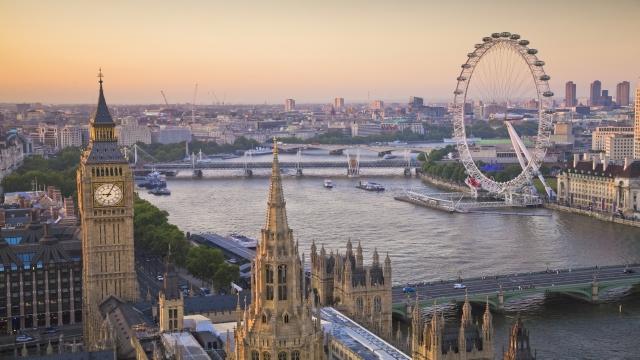 Життя та робота в Лондоні. Місто очима ІТшників