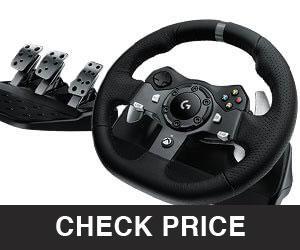 Logitech G920 Driving Force Review